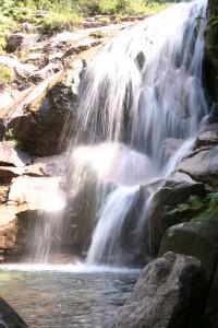 大竹 錦龍の滝